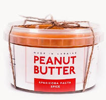 Арахисовая паста Spice 300 грамм