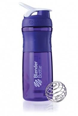 Шейкер BlenderBottle Sportmixer фиолетовый 760 мл