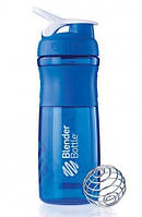 Шейкер BlenderBottle Sportmixer синий 760 мл