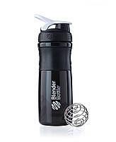 Шейкер BlenderBottle Sportmixer черно-белый 500 мл  черно-синий/black dark blue