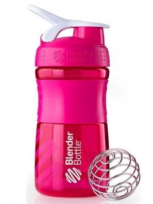 Шейкер BlenderBottle Sportmixer розовый 500 мл
