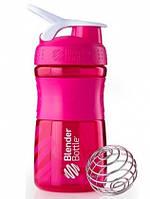 Шейкер BlenderBottle Sportmixer рожевий 500 мл