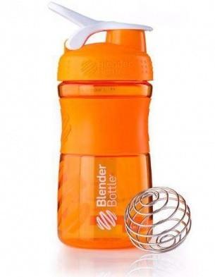 Шейкер BlenderBottle Sportmixer оранжевый 500 мл