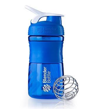Шейкер BlenderBottle Sportmixer синий 500 мл