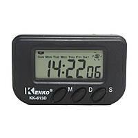 Будильник электронный №КК613 с секундомером