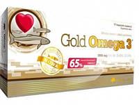 Омега Olimp Labs - Gold Omega 3 65% EPA & DHA (60 капсул)