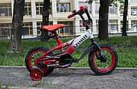 """Детский двухколесный велосипед Azimut RIDER (12""""-дюймов) ***"""