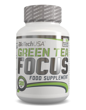 Антиоксидант BioTech - Green Tea Focus (90 капсул)