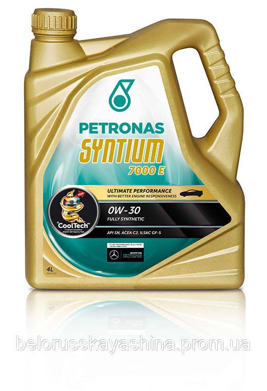 Petronas SYNTIUM 7000 E 0W-30 , 5 л