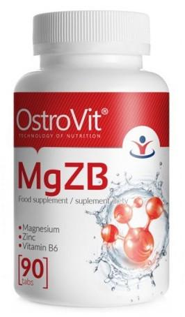 Магний-цинк-B6 OstroVit - MgZB (90 таблеток)