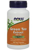 Green Tea Extract 400 mg Now Foods 100 veg сaps.