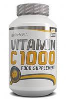 Витамины BioTech - Vitamin C 1000 (250 таблеток)