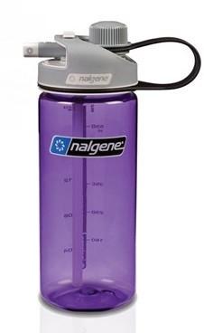 Пляшка для води Nalgene Multidrink (600 мл) фіолетова