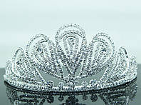 116. Короны в стразах для принцесс, высокие короны 2017