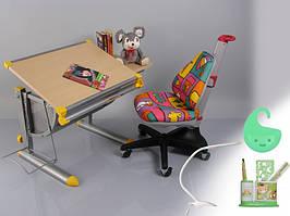 Детский стол BD-1122 (с набором) white beech