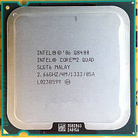 Процесор Intel® Core™2 Quad Processor Q9300  (6M Cache, 2.50 GHz, 1333 MHz FSB)
