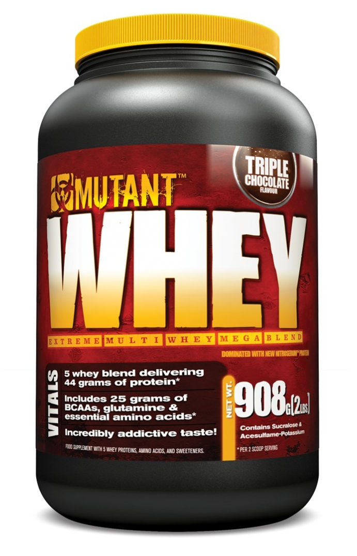 Mutant Whey PVL (протеин мутант)