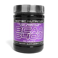 Аминокислоты Scitec Nutrition - BCAA 6400 (125 таблеток)
