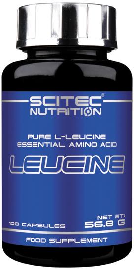 Лейцин Scitec Nutrition - Leucine (100 капсул)