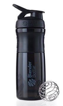 Шейкер BlenderBottle Sportmixer черный 500 мл