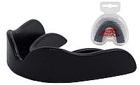 Капа боксерская Power Play  3308JR, черный/black