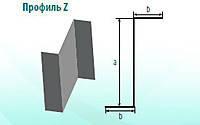 Оцинкованный ЛСТК Z-Профиль 32x200x32x1.5