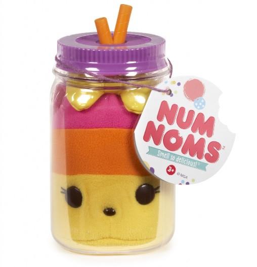 Мягкая игрушка NUM NOMS в банке Тропиканка 546436
