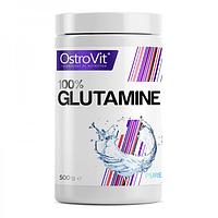 100% Glutamine OstroVit 500 грамм