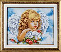 """Набор для вышивания """"Небесный ангел (Heaven angel)"""" EXPRESSIONS"""
