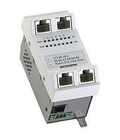 Микро-коммутатор Microsens MS450187M-G5 (6x100/1000Base-T)