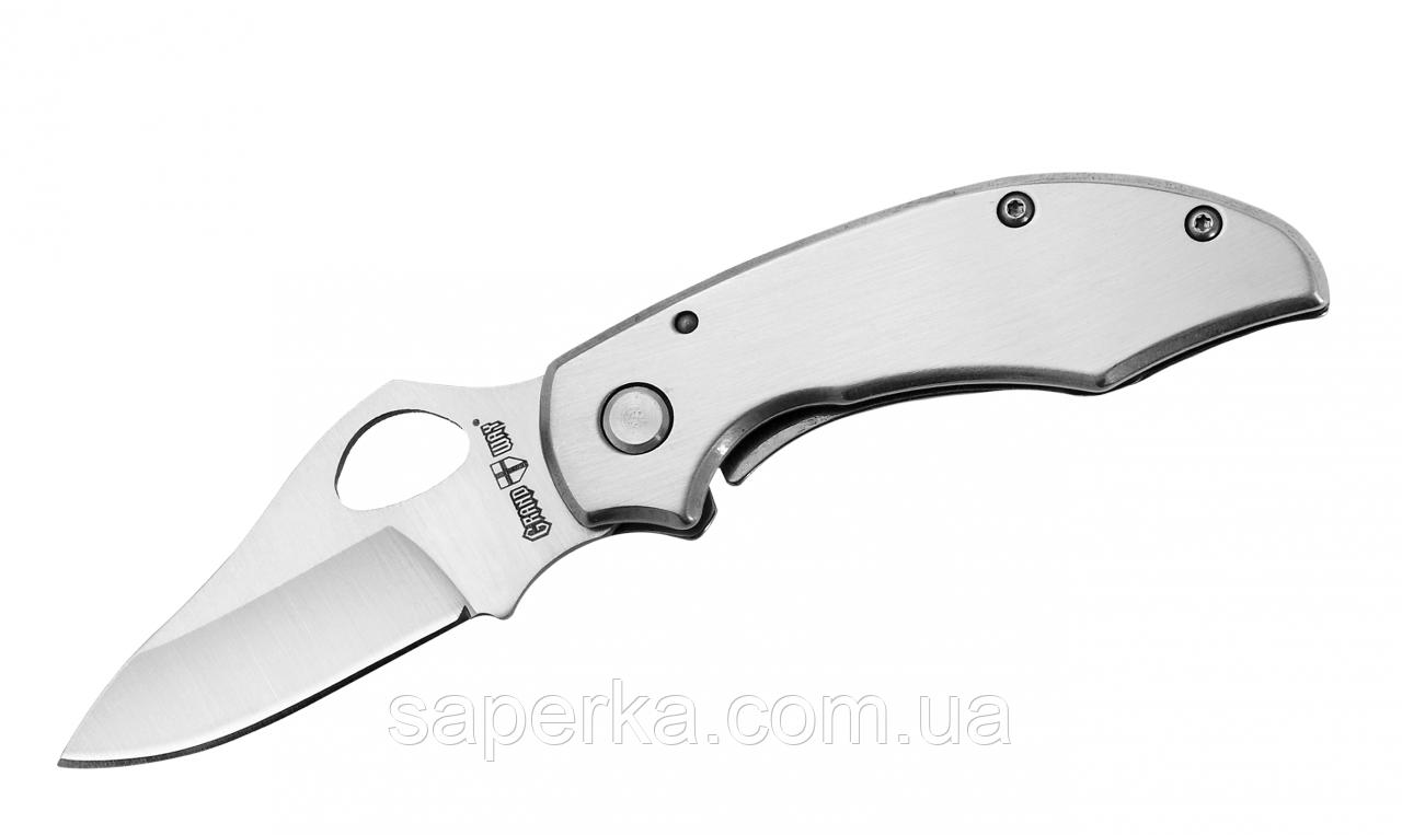 Нож складной карманный с клипсой Grand Way 01764