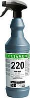 Средство для очистки и полировки нержавеющей стали полироль 1 л CLEAMEN 220