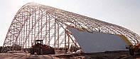 Строительство ангаров из металлоконструкций