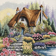 "Набор для вышивания ""Коттедж у озера(Lakeside Cottage)"" ANCHOR"