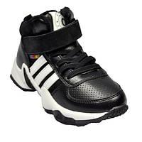Кожаные спортивные кроссовки Совенок