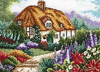 "Набор для вышивания ""Коттедж (Cottage Garden In Bloom)"" ANCHOR"