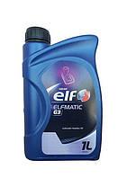 Масло трансмиссионное Elf Мatic G3 1л ATF (DIII)
