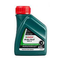 Тормозная жидкость Castrol ДОТ-4 Brake Fluid 0,5л