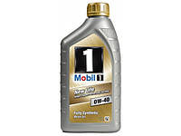 Масло моторное Mobil New LIFE 0W-40 1л