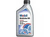 Масло трансмиссионное Mobil HD 80W-90 GL-5 1л