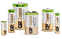 Батарейка  GP SUPER  ALKALINE 9V  1604A-5UE1  6LF22