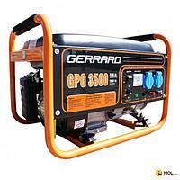 GERRARD Генератор бензиновый Gerrard GPG 3500E