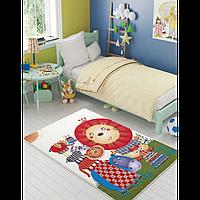 Ковер в детскую комнату Confetti Lion King (оранжевый) 100*150