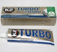 Полироль для восстановления блеска K2 TURBO 120г