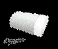 Ортопедическая подушка универсальная (форма полувалика) Mezza  350 x 200 x 100 мм