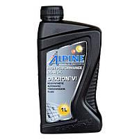Масло трансмиссионное ALPINE ATF Dexron VI D 1л