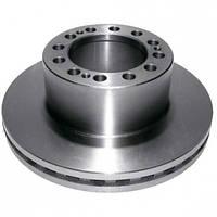 Диск тормозной Meritor MBR5059 (SAF 4079000700)