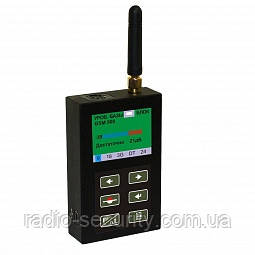 Тестер блокіраторів стільникового зв'язку і бездротової передачі даних ST 168