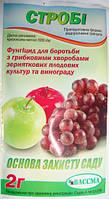 Строби 2 г (фунгицид от мицелия, грибная болезнь.) купить оптом в Одессе