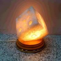 Соляная лампа Кубик Зарик